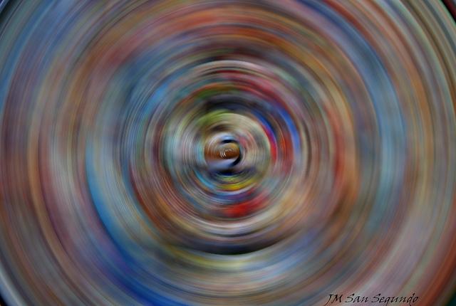 Centrifugado de colores. JM San Segundo