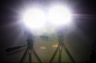 Lluvia artificial: tipos de flash