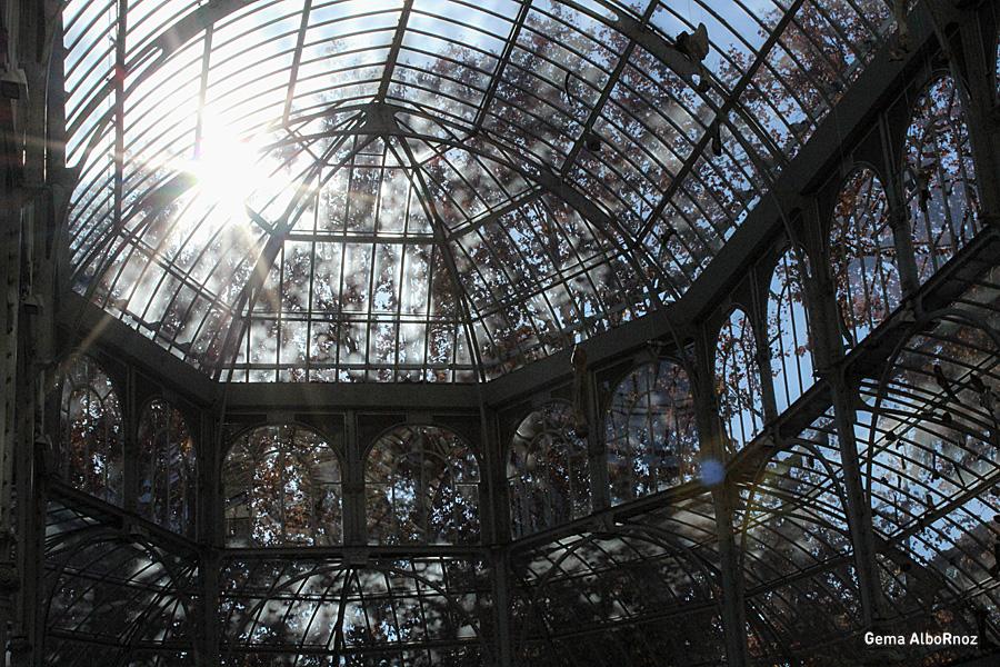 Palacio de Cristal del Retiro.