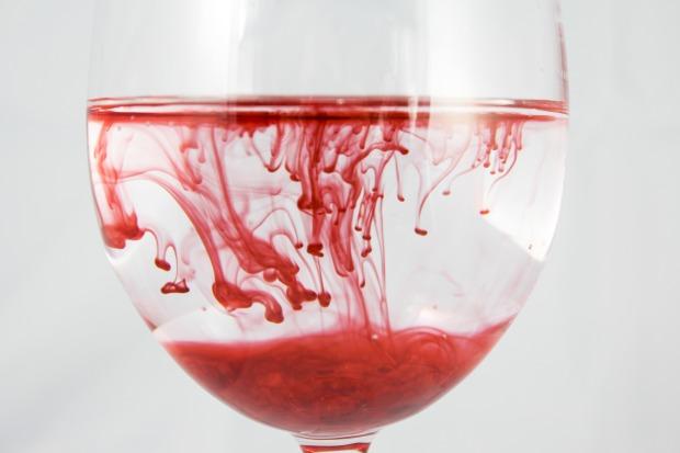 A glass. Foto: Ewa Urban. CC0 Public Domain.