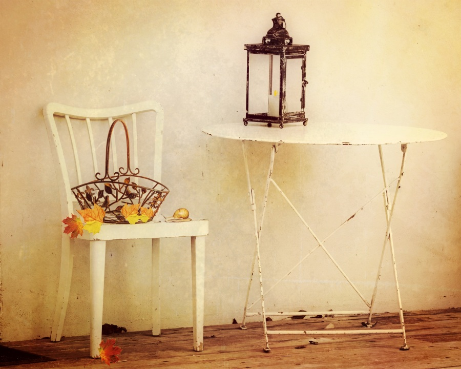 Chair. Foto: Anja. CC0 Public Domain.