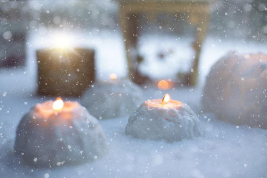 Winter. Foto: Jill Wellington . CC0 Public Domain.