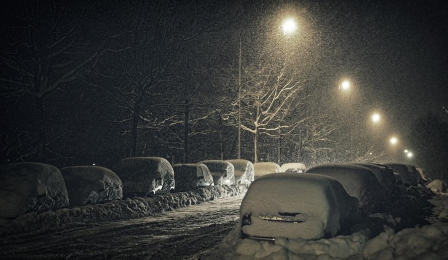 Winter. Foto: Sakari Niittymaa. CC0 Public Domain.
