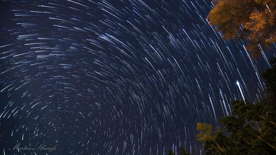 Stars. Foto: Martin Str. CC0 Public Domain.