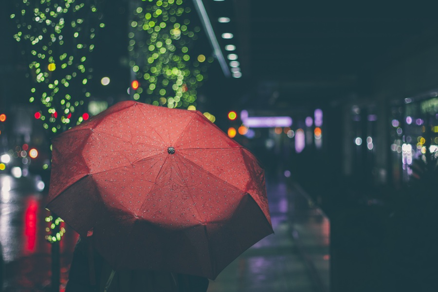 Umbrella. Foto: Unsplash. CC0 Public Domain