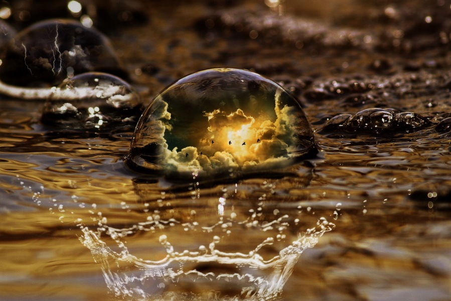 Water. Mystic Art Design. CC0 Public Domain.