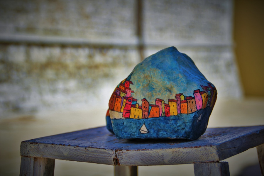 Stone. Foto: Thorben Kirchmeier. CC0 Public Domain.
