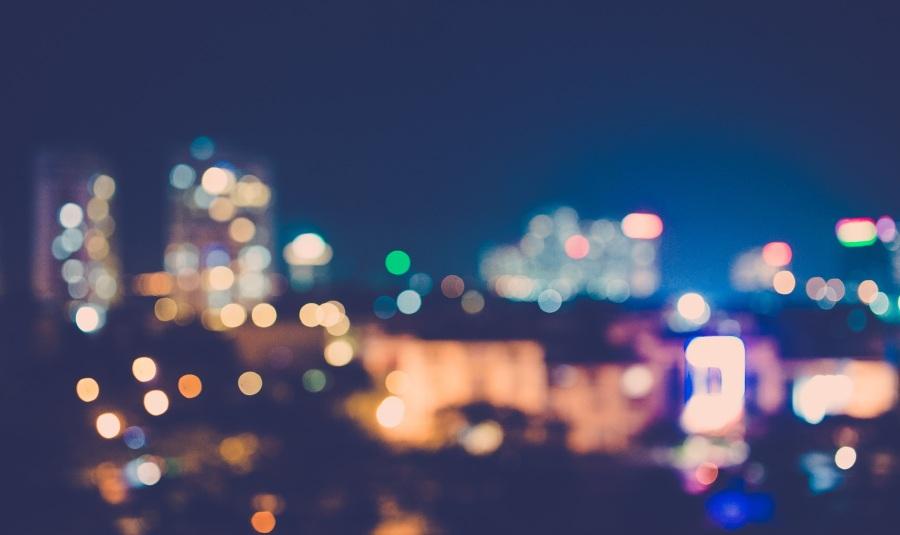 Blurry. Foto: Unsplash. CC0 Public Domain.