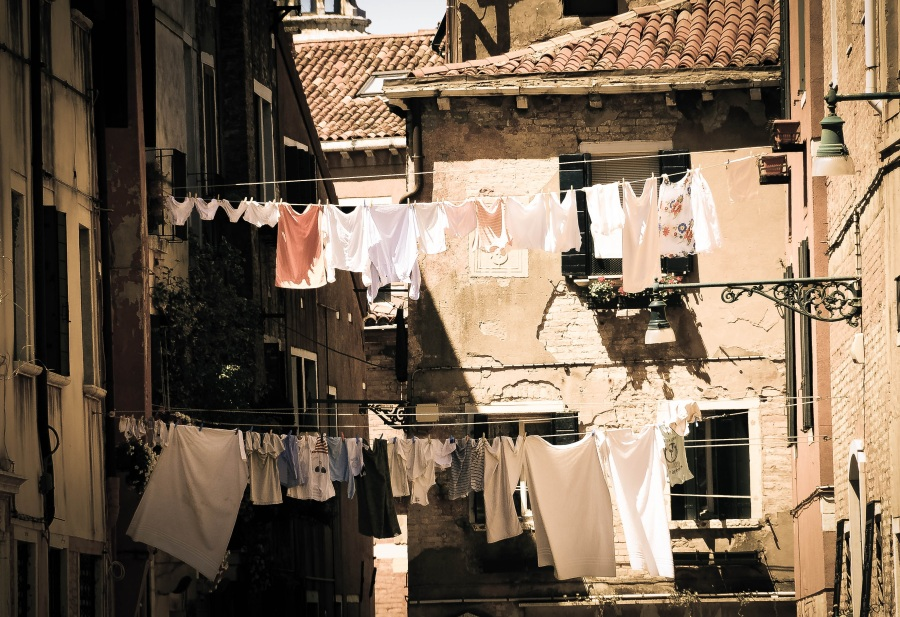 Venice. Foto: JOSÉ SOMO. CC0 Public Domain.