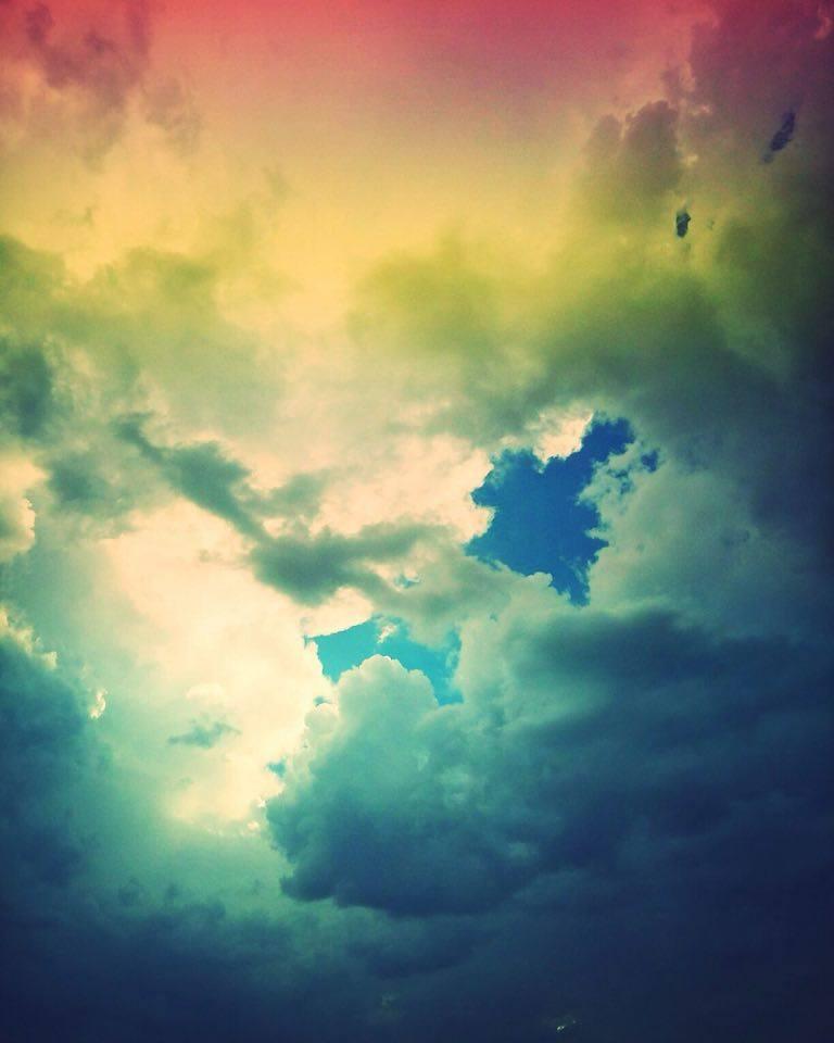 Pride Sky. Foto: Miguel V.