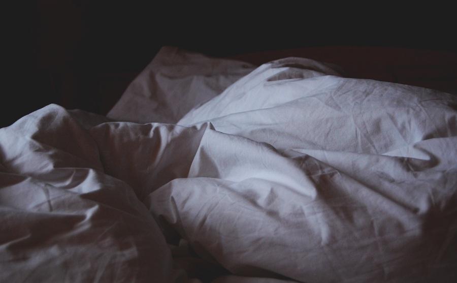 Bed linen. Foto: Unplash. CC0 Public Domain.
