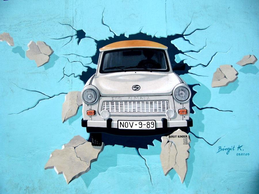 Graffiti. Foto: Caro Sodar. CC0 Public Domain.