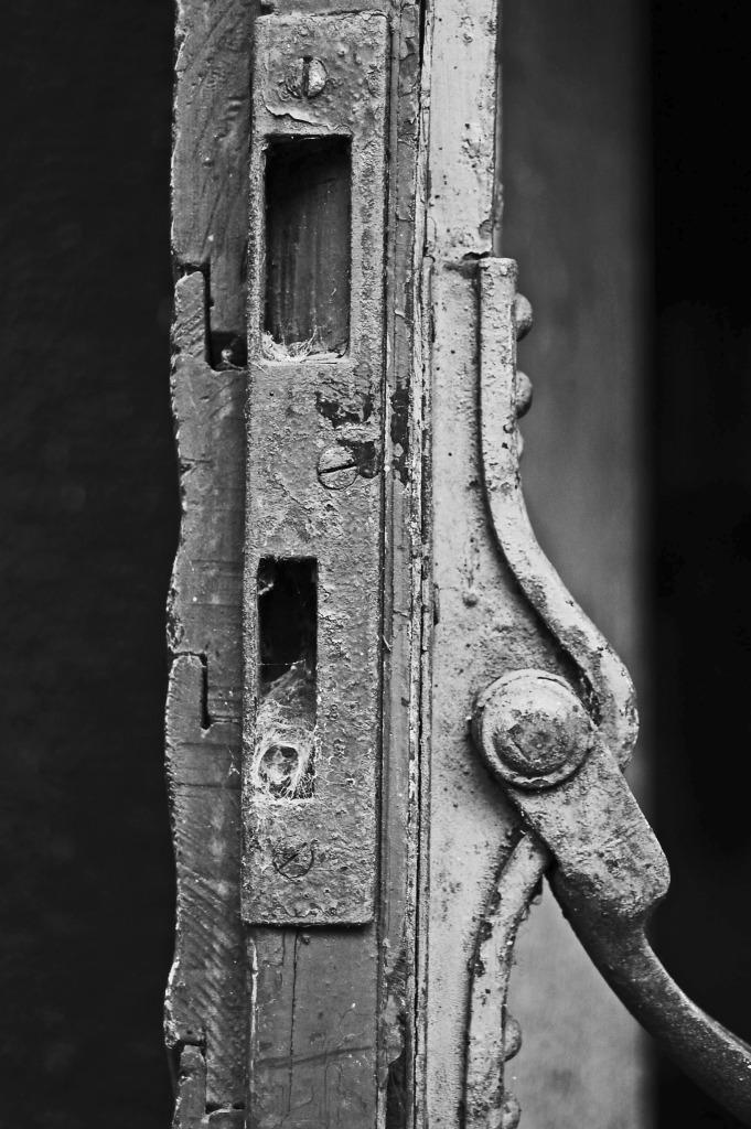 Door. Foto: Thomas Hendele. CC0 Public Domain.