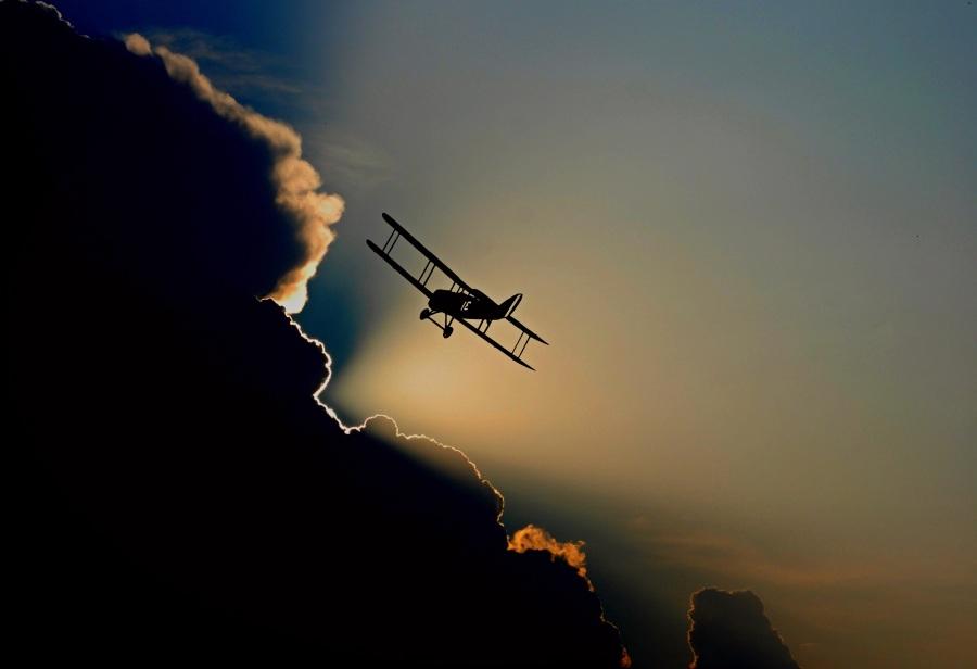 Aircraft. Foto: Cocoparisienne. CC0 Public Domain.