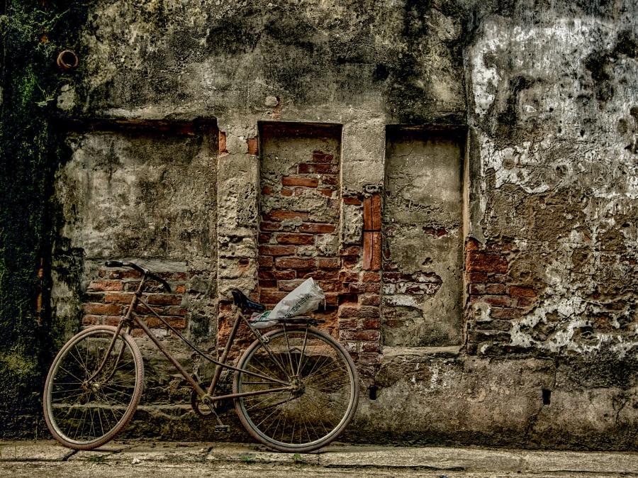 Bike. Foto: Huỳnh Mai Nguyễn. CC0 Public Domain.
