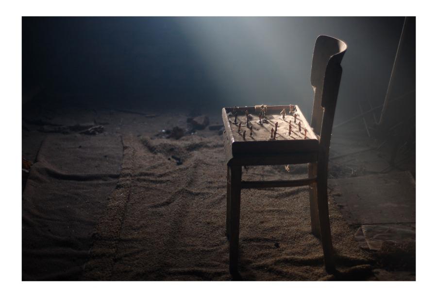 Chair. Foto: Ilona Gr. CC0 Public Domain.