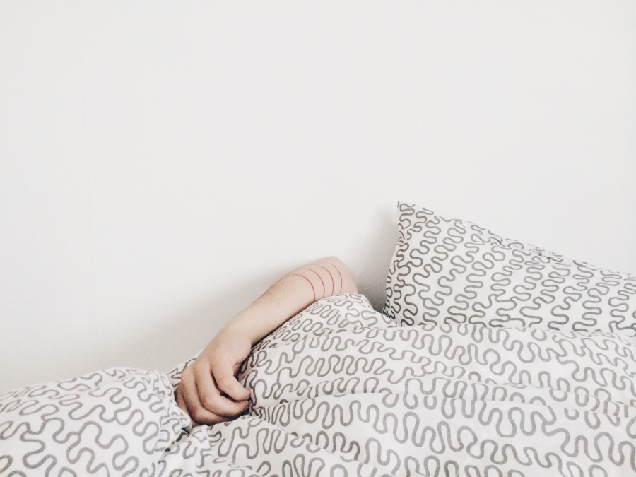 Sleeping. Foto: Unsplash. CC0 Public Domain.