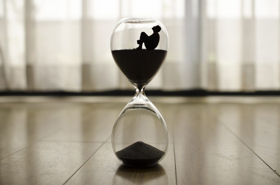 Time. Foto: Xaviandrew. CC0 Public Domain.