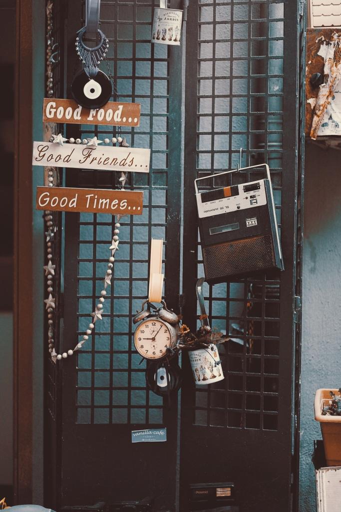 Vintage. Foto: beydaim. CC0 Public Domain.