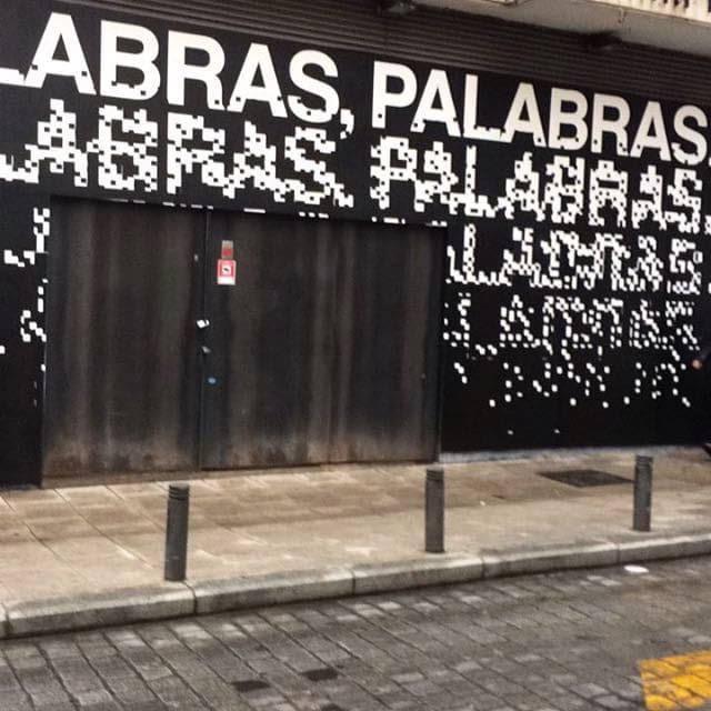 Barrio de Lavapiés. Madrid.