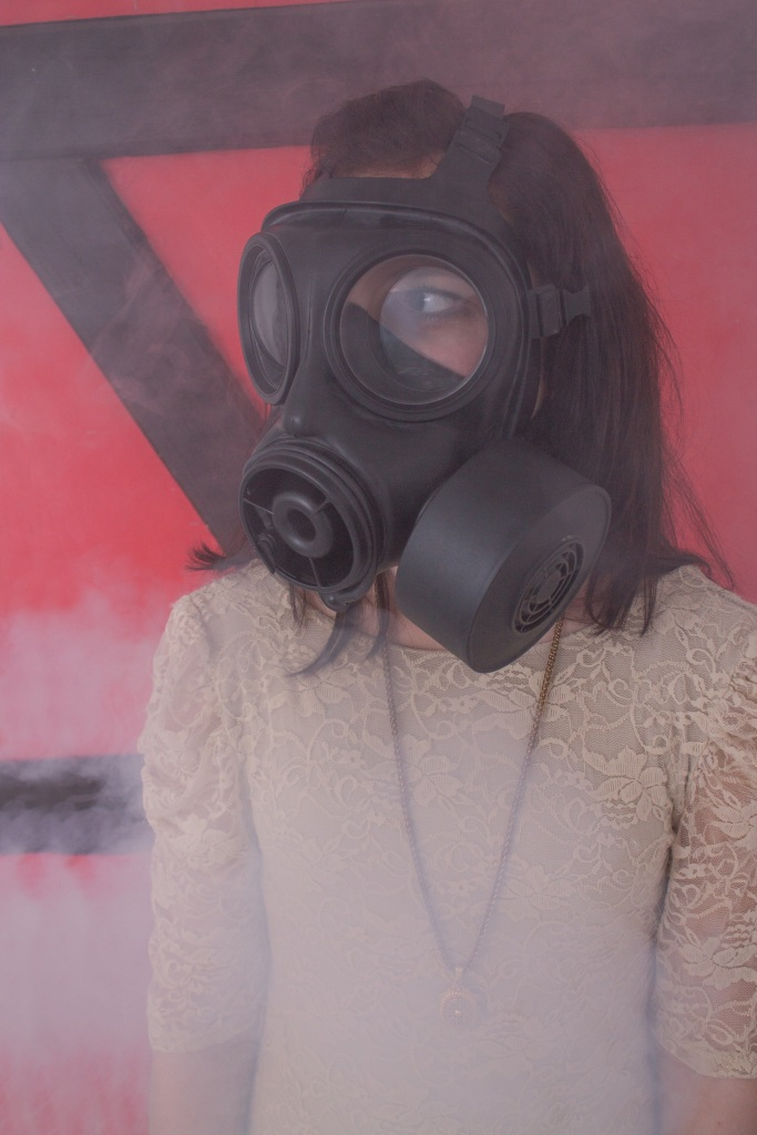 Gas mask. Photo: Wurstlhubi. CC0 Public Domain.