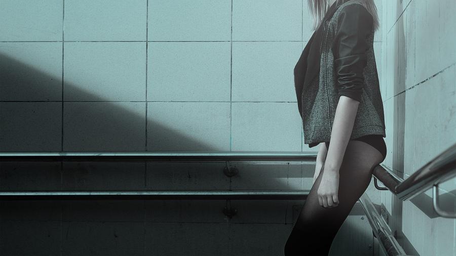 Girl. Foto: Khusen Rustamov. CC0 Public Domain.