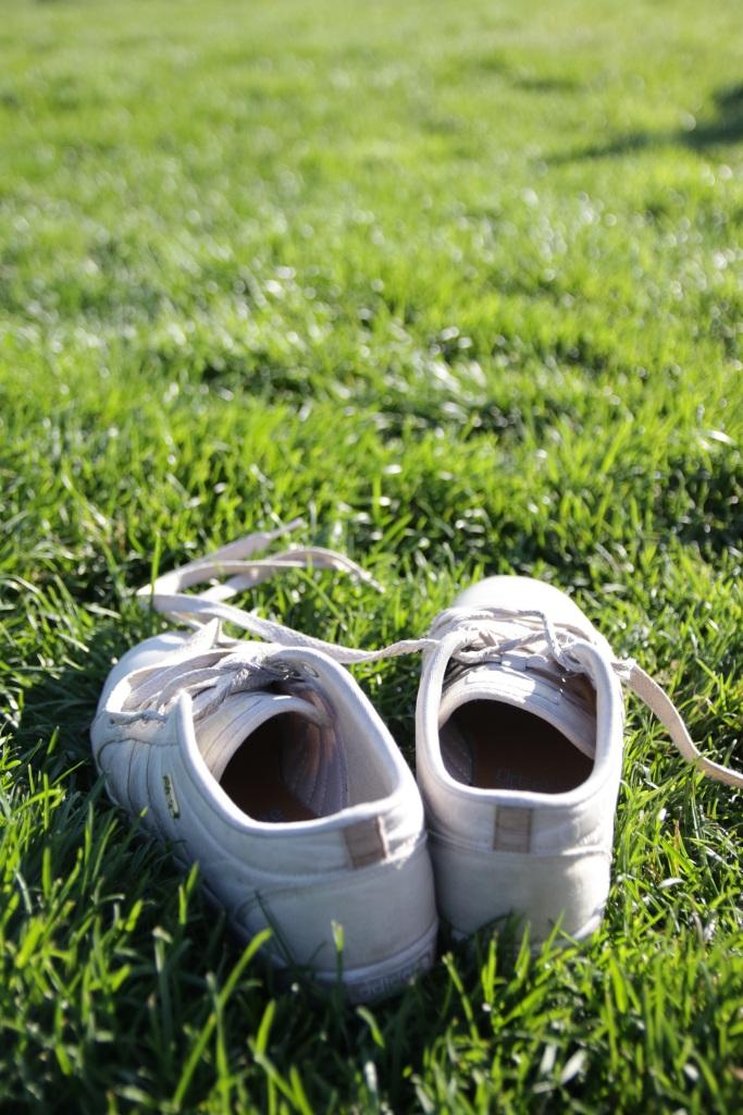 Sneakers. Foto: leelavernissa0. CC0 Public Domain.