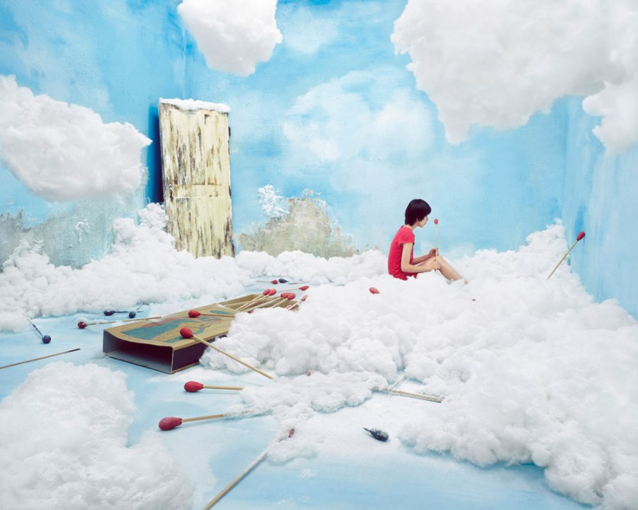 The Little Match Girl, 2008. Foto: JeeYoung Lee. All rights reserved. ©OPIOM GALLERY 2017